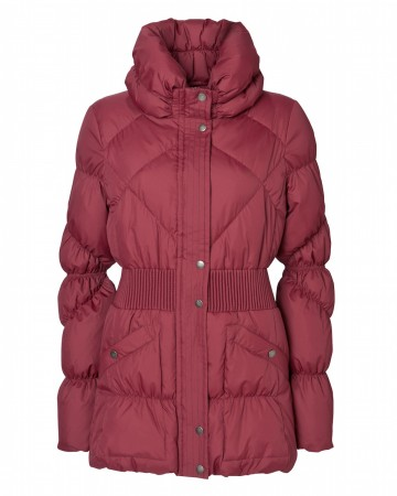 Vero Moda Jacke Sweep bordeaux