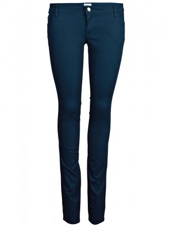 Only Skinny Superlow Liva Pant estate blue 15072959