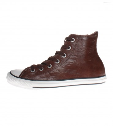 Converse Chucks CT Leather Hi 119171 brown