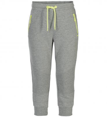 Only play Trousers Asli Zip Sweat kinks 15085534 Light gray