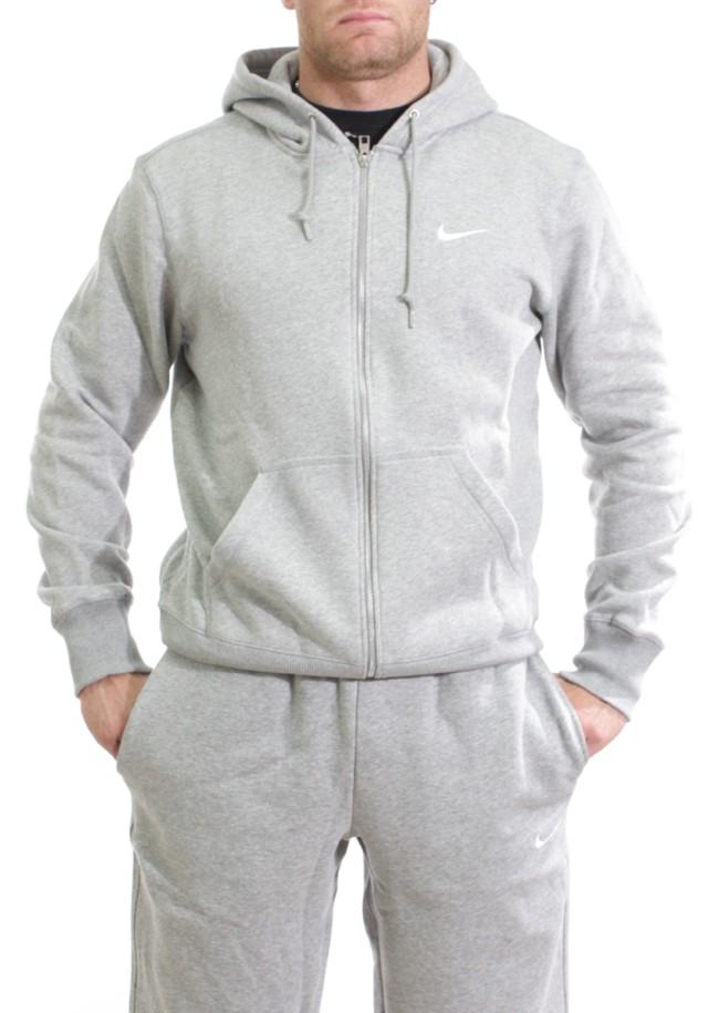 Nike Sweatjacke Herren Männer Squad Fleece Full Zip Hoody Hoodie mit ...