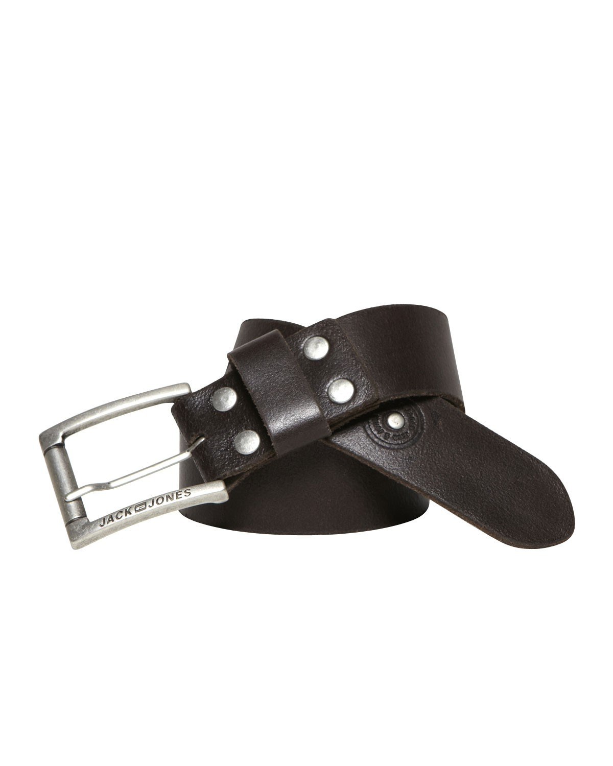 Jack-Jones-Lederguertel-braun-brown-leather-belt-Guertel-Leder-Herren-Jeans