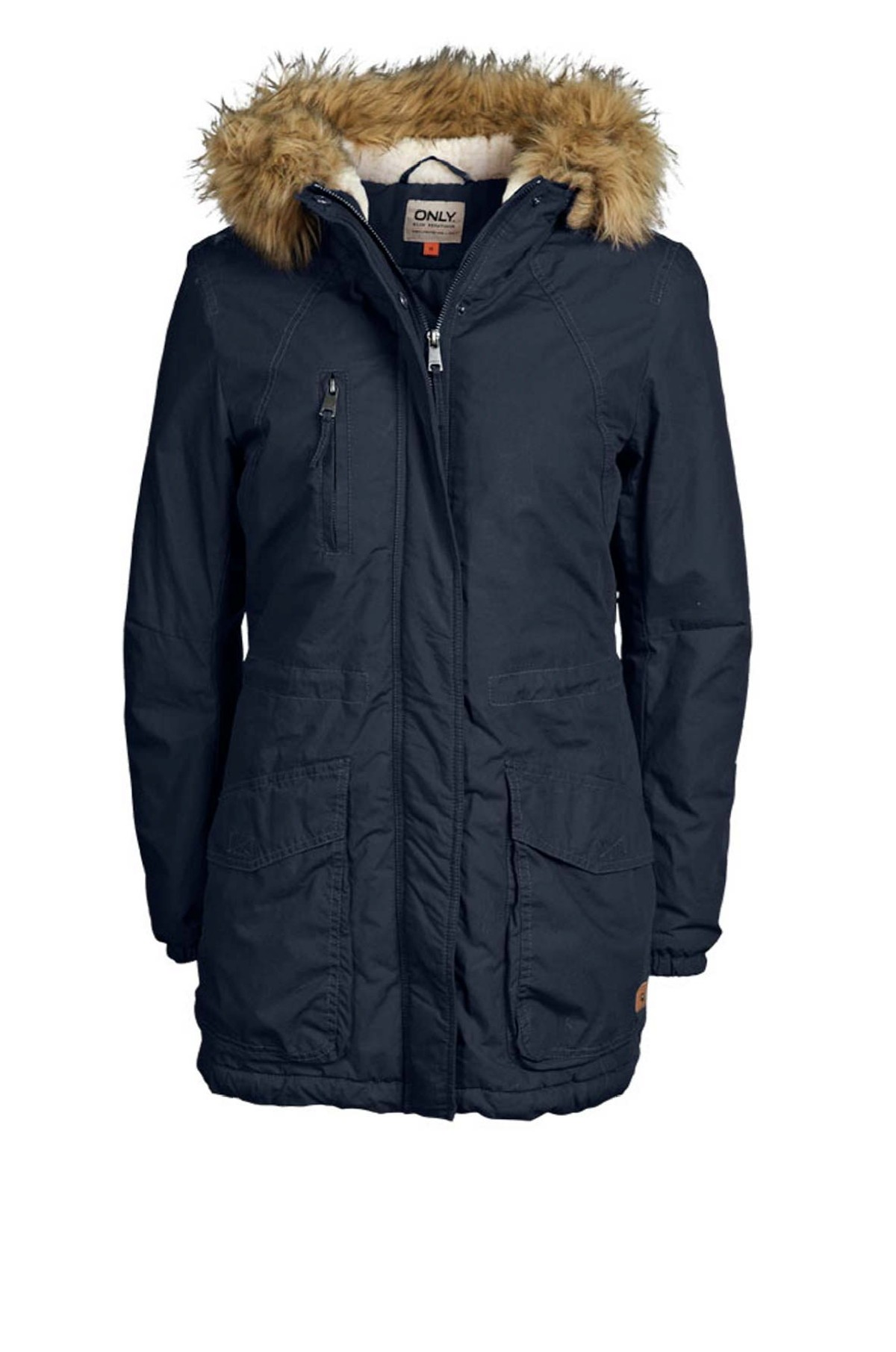 Only damen parka mantel only london